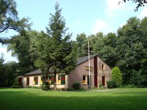 Clubgebouw Scouting Nanne Zwiep