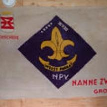 Oude groepsvlag