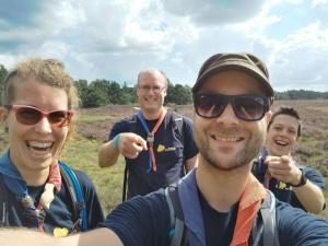 Airborne wandeltocht 2017 - Oosterbeek