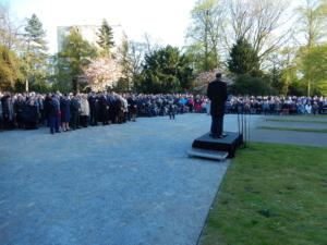 Toespraak burgemeester tijdens dodenherdenking Enschede 2016