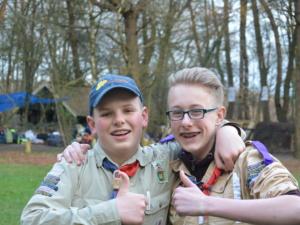 Scouts-RSA kamp 2016 Beundersveld - Beckum
