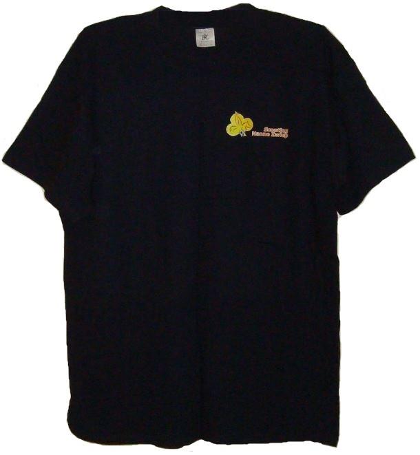 T-shirt met groepslogo