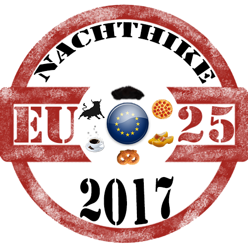 Logo Nachthike 2017 - Regio Essnlaand/Scouting Nanne Zwiep
