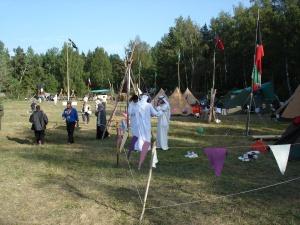 Scouting is internationaal: een Arabisch scoutingkamp op het scoutingeiland Vässärö in de Zweedse archipel