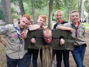 Zomerkamp Scouts 2018 Gilwell Ada's Hoeve - Ommen