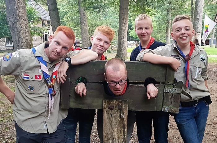 Zomerkamp Scouts 2018